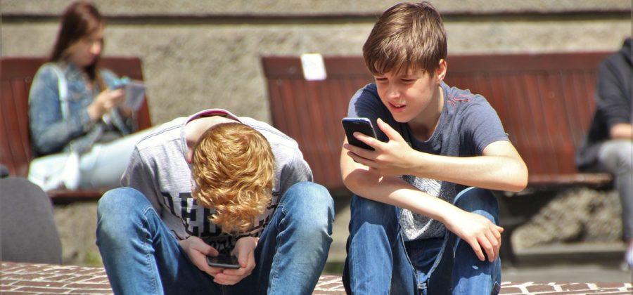 Smartfon i dziecko - używanie smartfonów przez dzieci