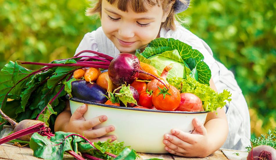 Warzywa i owoce - suplementacja warzywami